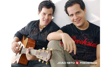João Neto e Frederico conquistam single de diamante